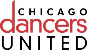 Chicago Dancers united logo