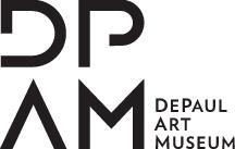 Depaul Art Museum logo