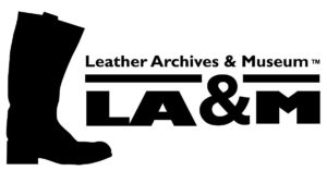 Leather Archives Museum logo